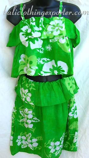 Fashion Supplier Apparel Sarong Announces The New: Hawaiian Clothing, Bali Fashion Wholesaler, Importer